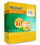 Kernel for Lotus Notes to Outlook – Technician License discount coupon