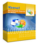 Kernel for Outlook Express to Notes – Corporate License discount coupon