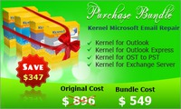 Kernel Microsoft Email Repair - Corporate License coupon code