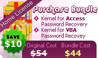 Password Recovery Software – Home License discount coupon