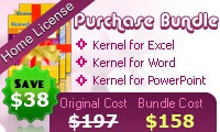 MS Office Repair – Home License discount coupon