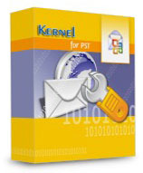 Kernel for Outlook PST récupération - licence personnelle