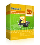 15% Discount Coupon code for Kernel for PST Compress & Compact
