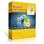 Kernel for MBOX to PST  – Corporate License discount coupon