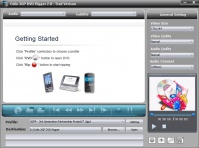 3GP DVD Ripper Screen shot
