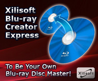 Discount code of Xilisoft Blu-ray Creator Express
