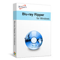 screenshot of Xilisoft Blu-ray Ripper