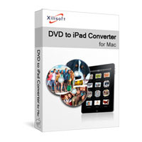 Xilisoft DVD to iPad Converter for Mac coupon