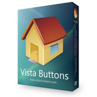 Vista Buttons Single Business License Screen shot