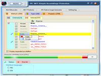 PE .NET Simple Assemblage Protection /2.0.0.9.h/ Screen shot