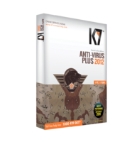 K7 Antivirus Plus (3 PC - 3 Year) Screen shot