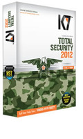 K7 Total Security (5 PC - 1 Year)