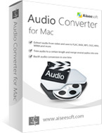 Aiseesoft Audio Converter for Mac discount coupon