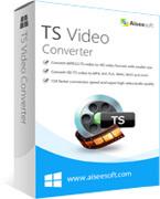 screenshot of Aiseesoft TS Video Converter