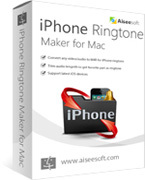 Aiseesoft iPhone Ringtone Maker for Mac discount coupon