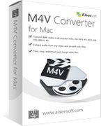 Aiseesoft M4V Converter for Mac discount coupon
