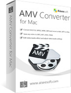 Aiseesoft AMV Converter for Mac discount coupon
