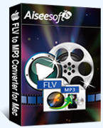 Aiseesoft FLV to MP3 Converter for Mac discount coupon