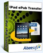 Aiseesoft iPad ePub Transfer discount coupon