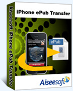 Aiseesoft iPhone ePub Transfer discount coupon