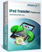Aiseesoft iPod Transfer Platinum discount coupon