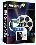 Aiseesoft MP3 Converter for Mac discount coupon