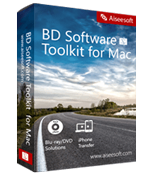 Aiseesoft BD Software Toolkit for Mac discount coupon