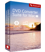 Aiseesoft DVD Converter Suite for Mac discount coupon