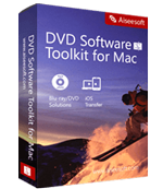 Aiseesoft DVD Software Toolkit for Mac discount coupon