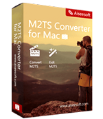Aiseesoft M2TS Converter for Mac discount coupon