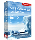 Aiseesoft MTS Converter for Mac discount coupon
