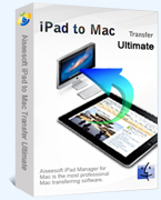 Aiseesoft iPad to Mac Transfer Ultimate discount coupon