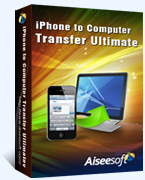 Aiseesoft iPhone to Computer Transfer Ultimate discount coupon
