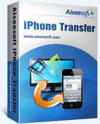 Aiseesoft iPhone Transfer discount coupon