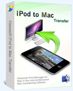 Aiseesoft iPod to Mac Transfer discount coupon