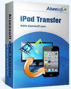 Aiseesoft iPod Transfer discount coupon