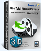 Aiseesoft Mac Total Media Converter Platinum discount coupon