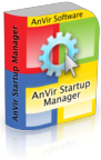 AnVir Startup Manager (1 year of updates inluded) discount coupon