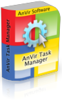 AnVir Task Manager (1 year of updates inluded) discount coupon