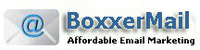 Email marketing products by Boxxermail.com Screen shot