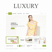 Luxury – Theme for Magento discount coupon