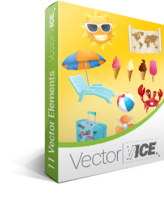 Summer Vector Pack – VectorVice discount coupon