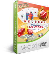 Casino Gambling Vector Pack - VectorVice