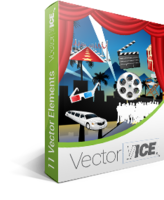 Hollywood Vector Pack - VectorVice discount code