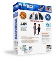 Activdesk: web based help/support desk system
