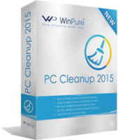 WinPure™ PC Cleanup 2015 - Premium Edition - 1 Year Subscription