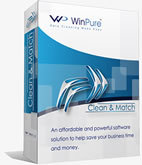 1 x WinPure™ Clean & Match - Standard Edition