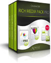 <p>Creative DW Rich Media Pack PRO is a package that contains the following products bundled at a special price: Creative DW Image Show PRO and Creative DW Image Effects.</p>