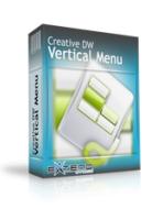 Creative DW Vertical Menu discount coupon