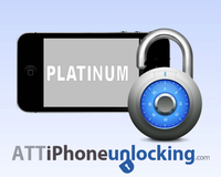Permanent Factory Unlock for AT&T iPhone - PLATINUM - 1-3 Business days Screen shot